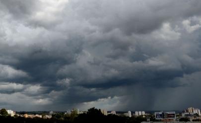Carnaval será com chuva em Minas Gerais