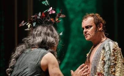 Matheus Nachtergaele interpreta espetáculo Molière em Uberlândia