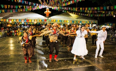 Festival de Quadrilhas abre temporada de festas juninas em Uberlândia