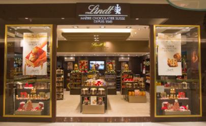 Goiânia ganha primeira loja dos chocolates suíços Lindt