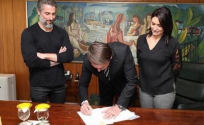 Marcos Mion e Jair Bolsonaro chegam a acordo para incluir autismo no Censo 2020