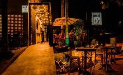 Deck 235: um pedacinho da Ocean Drive de Miami em Goiânia