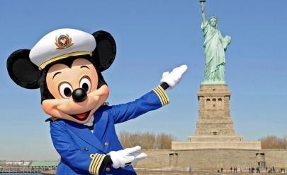 Disney oferece salário de R$ 10 mil por mês para trabalhar viajando pelo mundo
