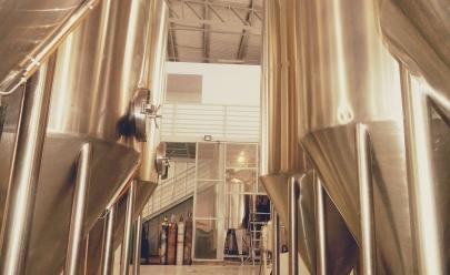 Cervejaria artesanal abre as portas da fábrica para visitas guiadas com entrada gratuita