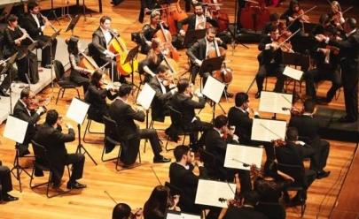 A Orquestra Filarmônica de Goiás se apresenta nesta quinta no Centro Cultural Oscar Niemeyer