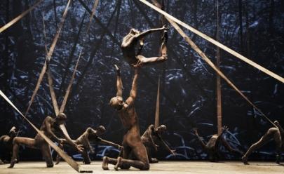 Espetáculo Cão Sem Plumas, da renomada Deborah Colker, chega a Goiânia
