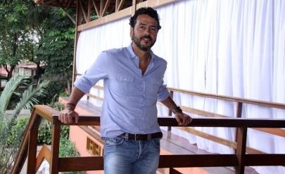 Brasília recebe ator Marcos Palmeira para sessão de lançamento de série