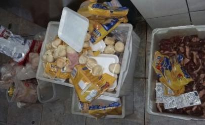 Conhecido restaurante em Goiânia é interditado pelo Procon e Vigilância Sanitária