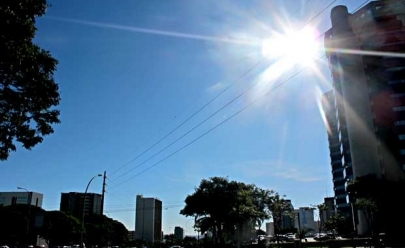 Distrito Federal terá altas temperaturas e possibilidade de chuva no fim de semana