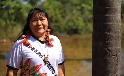Primeira Indígena brasileira eleita deputada federal vence prêmio da ONU