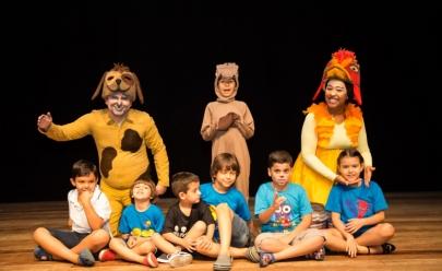 Crianças e adolescentes autistas apresentam peça teatral 'Os Saltimbancos' em Goiânia