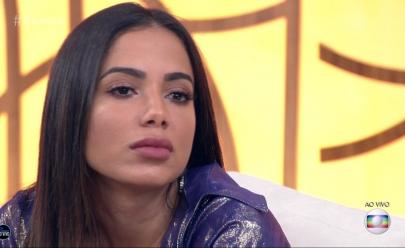 Anitta participa do programa Encontro com sono e vira meme nas redes sociais