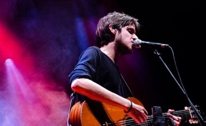 Rubel faz show e lança novo álbum em Uberlândia