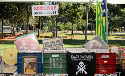 24ª edição especial de Feira de Antiguidades em Goiânia