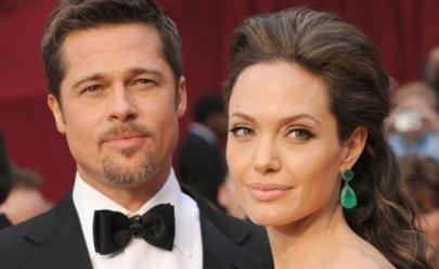 Angelina Jolie e Brad Pitt estariam reatando o relacionamento, afirma revista