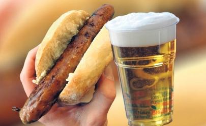 Resort em Goiás promove Festival Alemão com cerveja, salsicha e música típicas