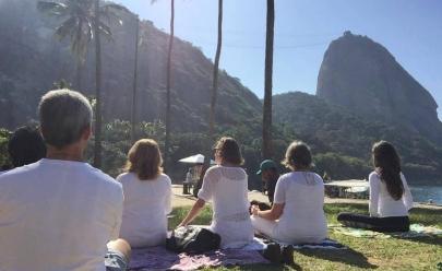 Evento Medita na Rua acontece ao redor do mundo e também em Goiânia