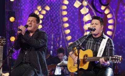 Dupla Bruno e Marrone faz show no Funn Festival em Brasília