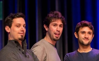 Grupo de humor Barbixas apresenta seu famoso espetáculo 'Improvável' em Goiânia