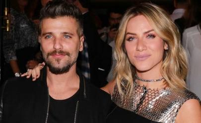 Giovanna Ewbank revela qual é a ex-namorada de Bruno Gagliasso acha a mais bonita