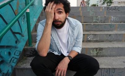 Comediante Murilo Couto se apresenta em Brasília