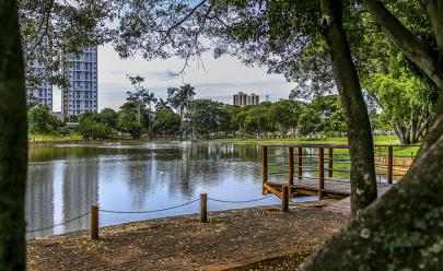 Lago das Rosas em Goiânia terá passeio de pedalinho