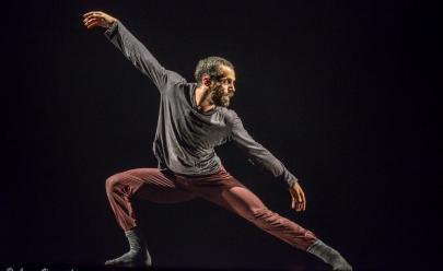 Bailarino da Quasar Cia de Dança dá aula aberta ao público nesta sexta-feira em Goiânia
