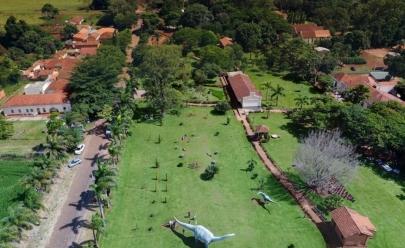 Peirópolis: a terra dos dinossauros é um dos passeios imperdíveis em Uberaba