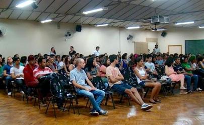 Pré-vestibular abre 180 vagas gratuitas para alunos da rede pública do DF