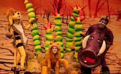 Goiânia recebe o Musical 'Hakuna Matata', inspirado no clássico de O Rei Leão