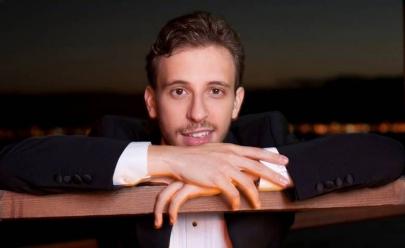 Pianista Pablo Rossi abre temporada de Concertos Tribanco em Uberlândia