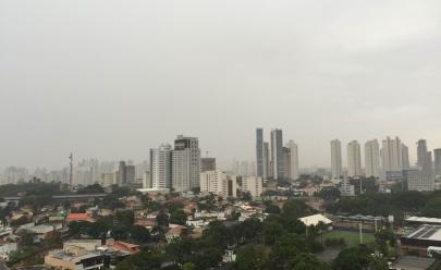Meteorologia prevê mais frio na segunda-feira em Goiânia