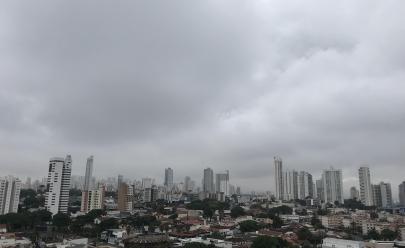 Prepare o guarda-chuva! Semana terá tempo nublado e chuva em Goiânia e no estado