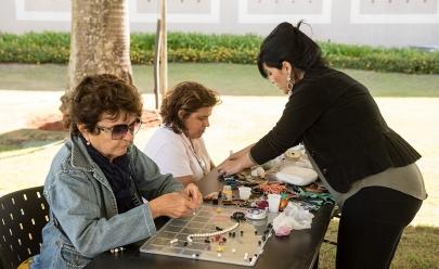 Brasília recebe feira gratuita destinada à terceira idade
