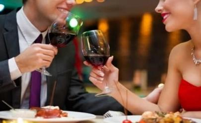 8 lugares para curtir um jantar romântico no Dia dos Namorados em Uberlândia