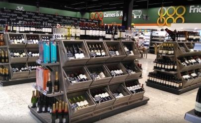 Bretas oferece 30% de desconto em todos os rótulos de vinhos da rede esta semana