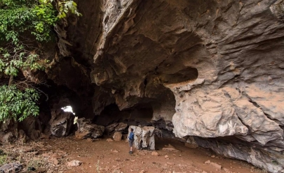 Pains-MG repleta de grutas, cavernas e paredões é um destino incrível para os aventureiros de Uberlândia