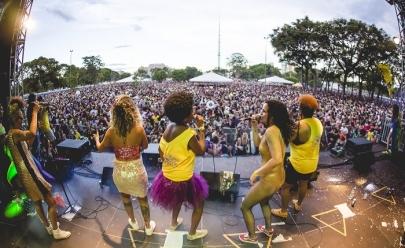 Bloco de carnaval em Brasília traz Ellen Oléria e Lan Lan como convidadas