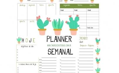 10 sites para baixar planners e simplificar sua rotina
