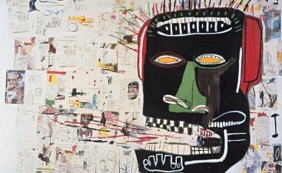 Intensa, ousada e atual Mostra de Jean-Michel Basquiat chega a Belo Horizonte em julho