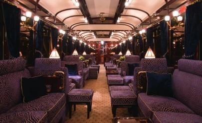 Primeiro trem de luxo da América do Sul faz viagens no Peru