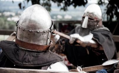 Lugar em Brasília preserva costumes medievais