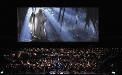 Brasília recebe concerto oficial de Senhor dos Anéis