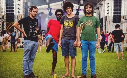 Boogarins anuncia show em escola de Goiânia