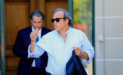 Ex-presidente da UEFA, Michel Platini, é preso por suspeita de corrupção envolvendo a Copa do Catar