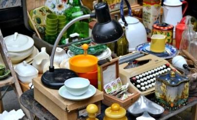 15dcaecca74 Uberlândia recebe 8ª edição do Mercado Itinerante das Pulgas neste domingo