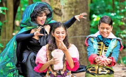 Goiânia recebe peça teatral do clássico infantil João e Maria