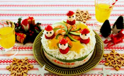 Conheça a novidade gastronômica: o bolo de sushi chegou pra ficar
