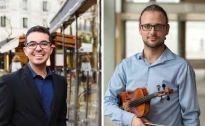 Pianista brasileiro e violonista russo fazem concerto gratuito em Brasília