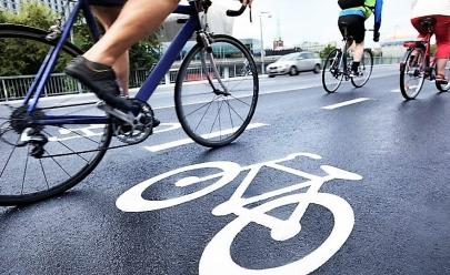 Acontece hoje o 134º encontro de ciclistas em Goiânia